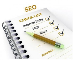 dịch vụ SEO | seo check list