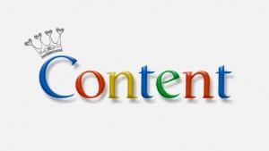 thiết kế web | nội dung là vua
