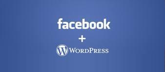 facebook va wordpress