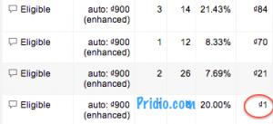 Quảng cáo Google Adwords còn 1d/click