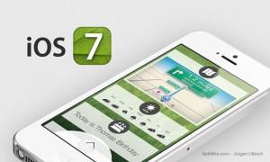 iOS 7 sẽ mang lại những cải tiến mới cho iPhone 5S