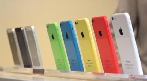 iPhone 5C ra mắt với nhiều màu sắc