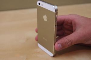 iPhone 5S màu vàng
