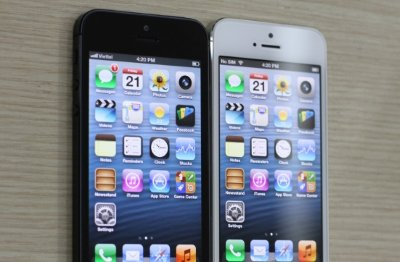iPhone 5 là chiếc smartphone HOT trên thị trường điện thoại