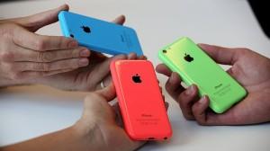 Doanh số bán ra của iPhone 5C quá thấp